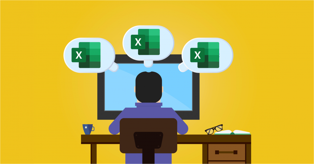 70% of business intelligence users rely on spreadsheets
